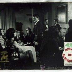 Cine: CARTELERA RUEDA DE SOSPECHOSOS 1964 JOSÉ SUAREZ SUSANA CAMPOS DE RAMÓN FERNÁNDEZ DE URFESA. Lote 82438844