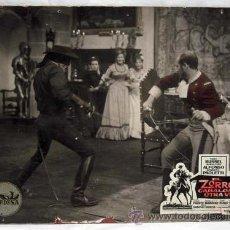 Cine: CARTELERA EL ZORRO CABALGA OTRA VEZ 1965 TONY RUSSEL Mª JOSÉ ALFONSO JESÚS PUENTE RICARDO BLASCO. Lote 11343697