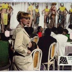 Cine: CARTELERA LAS VEGAS 500 MILLONES 1968 GARY LOCKWOOD ELKE SOMMER DE ANTONIO ISASI ISASMENDI WARNER. Lote 233252350