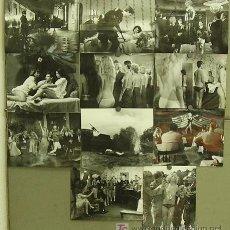 Cine: F2061 TREN ESPECIAL PARA HITLER SS SEXPLOITATION 11 FOTOS B/N ORIGINALES ESPAÑOLAS. Lote 11453717