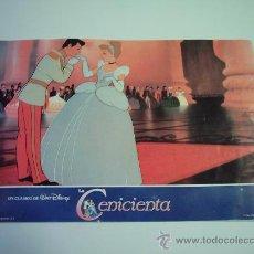 Cine: LA CENICIENTA FOTOCROMO ORIGINAL REPOSICION 1991. Lote 19732905