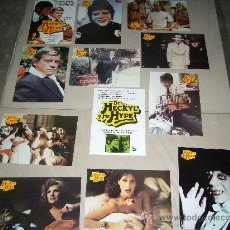 Cine: DR HECKYL Y MISTER HYPE OLIVER REED JUEGO COMPLETO ZZ. Lote 14600602