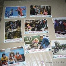 Cinema: LOS BICIVOLADORES NICOLE KIDMAN 8 FOTOCROMOS ZZ. Lote 11873471