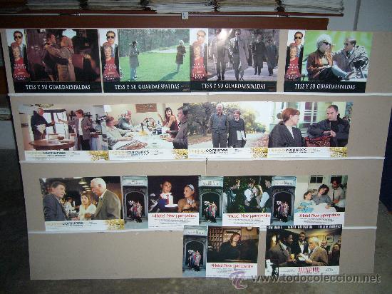 LOTE DE 14 FOTOCROMOS (Cine - Fotos, Fotocromos y Postales de Películas)