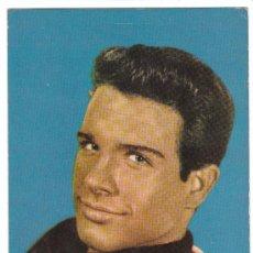 Cine: POSTAL DE WARREN BEATTY -101- POSTAL OSCAR COLOR, 1964. Lote 12475045