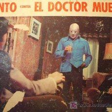 Cinéma: FOTOCROMO ORIGINAL: SANTO CONTRA EL DR MUERTE. Lote 12635617