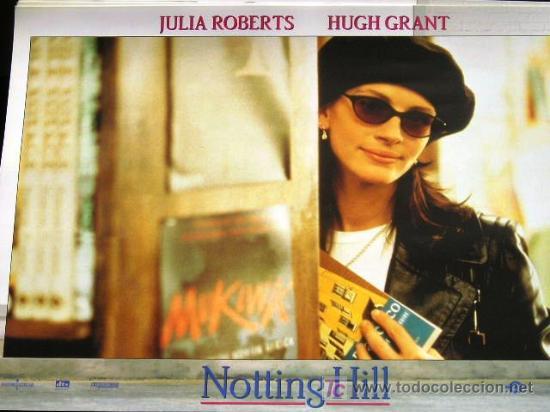 Notting hill julia roberts hugh grant 10 comprar for Notting hill ver online