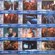 Cine: IH28 STAR TREK 3 SET COMPLETO 12 FOTOCROMOS ORIGINAL ESTRENO. Lote 13559992