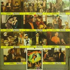Cine: II34 EL BOLERO DE RAQUEL MARIO MORENO CANTINFLAS SET COMPLETO 12 FOTOCROMOS ORIGINAL. Lote 13612985