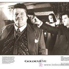 Cine: F10140D GOLDENEYE JAMES BOND 007 PIERCE BROSNAN FOTO ORIGINAL B/N INGLESA. Lote 13826805