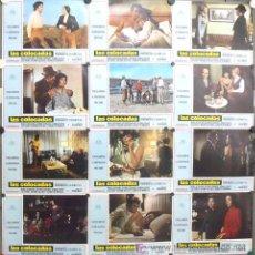 Cine: IS32 LAS COLOCADAS TERESA GIMPERA LA CONTRAHECHA TINA SAINZ SET 12 FOTOCROMOS ORIGINAL ESTRENO. Lote 14008700