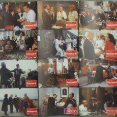 Cine: IS74 NACIONAL 3 BERLANGA LOPEZ VAZQUEZ SET COMPLETO 12 FOTOCROMOS ORIGINAL ESTRENO. Lote 14023242
