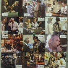 Cine: IW18 TRIBUTO JACK LEMMON LEE REMICK ROBBY BENSON SET COMPLETO 12 FOTOCROMOS ORIGINAL ESTRENO. Lote 14100601