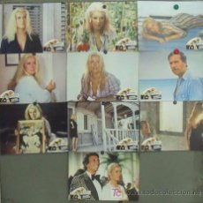 Cine: IZ00 MI HOMBRE ES UN SALVAJE YVES MONTAND CATHERINE DENEUVE SET 10 FOTOCROMOS ORIGINAL ESTRENO. Lote 14174151