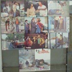 Cine: IZ26 PERROS CALLEJEROS 2 JOSE ANTONIO DE LA LOMA EL TORETE SET 11 FOTOCROMOS ORIGINAL ESTRENO. Lote 14174676