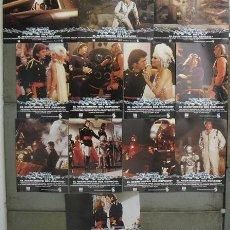 Cine: QQ15 BUCK ROGERS EL AVENTURERO DEL ESPACIO SERIE TV SET COMPLETO 12 FOTOCROMOS ORIGINAL ESTRENO. Lote 206881191