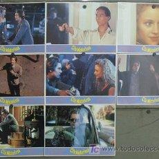 Cine: JF34 CITA MISTERIOSA ETHAN HAWKE TERI POLO SET COMPLETO 8 FOTOCROMOS ORIGINAL ESTRENO. Lote 14234654