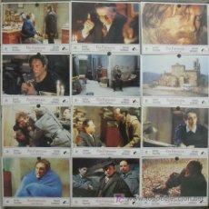 Cine: JH03 PURA FORMALIDAD ROMAN POLANSKI GERARD DEPARDIEU SET COMPLETO 12 FOTOCROMOS ORIGINAL ESTRENO. Lote 115630830