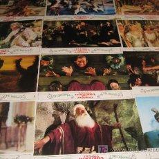 Cine: LA LOCA HISTORIA DEL MUNDO - MEL BROOKS - COLECCION 12 FOTOCROMOS DEL ESTRENO. Lote 14828984