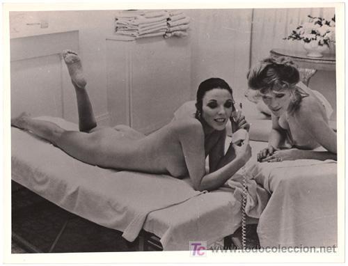 Collins joan desnuda desnuda