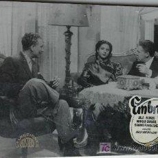 Cine: EMBRUJO - LOLA FLORES - MANOLO CARACOL - 1 FOTOCROMO ACARTONADO . Lote 15433765