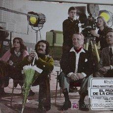 Cine: EL PADRE DE LA CRIATURA - PACO MARTINEZ SORIA - PEDRO LAZAGA - 1 FOTOCROMO ACARTONADO . Lote 15434128
