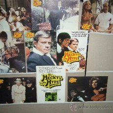 Cine: DR HECKYL Y MISTER HYPE OLIVER REED JUEGO COMPLETO YY. Lote 15487554