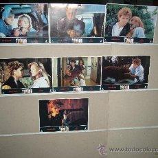 Cine: PROYECTO TERROR MICHAEL IRONSIDE COREY HAIM 7 FOTOCROMOS ORIGINALES. Lote 15678365