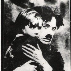 Cine: THE KID - CHARLES CHAPLIN -. Lote 16644906