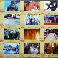 Cine: KX86 PANORAMA PARA MATAR JAMES BOND 007 ROGER MOORE SET COMPLETO 12 FOTOCROMOS ORIGINAL ESTRENO. Lote 17078936