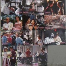 Cine: LI63 PLEASENTVILLE TOBEY MAGUIRE REESE WITHERSPOON SET 12 FOTOCROMOS ORIGINAL ALEMAN. Lote 17483372