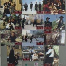 Cine: ZS25D TOMBSTONE KURT RUSSELL VAL KILMER SET 12 FOTOCROMOS ORIGINAL ALEMAN. Lote 262656225