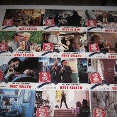 Kino - best seller - coleccion 12 fotocromos del estreno - aluren films - 17632358