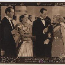 Cine: CUANDO EL DIABLO ASOMA. FOTOCROMO (18X24,5) DE MGM CON JOAN CRAWFORD Y ROBERT MONTGOMERY.. Lote 18718515