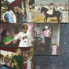 Cine: ME00 LA CHICA DE LOS ANUNCIOS SONIA BRUNO KARINA SET 9 FOTOCROMOS CARTON ORIGINAL ESTRENO B. Lote 18721764