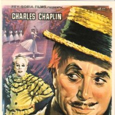 Cinéma: SPA191 COL. SPANISH POSTERS CANDILEJAS CHARLES CHAPLIN 10X15 CM. POSTAL A ELEGIR 13X10€ - 50X30€. Lote 56934375