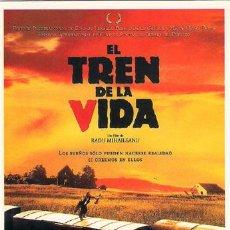Cine: MEM627 COL. MEMORY EL TREN DE LA VIDA MIHAILEANU 10X15 CM POSTAL A ELEGIR 13X10€ - 50X30€. Lote 206821626