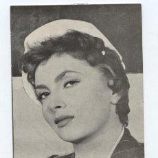 Cine: GINA LOLLOBRIGIDA. TARJETAS FLORITA Nº 44. Lote 19398833