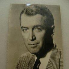 Cine: POSTAL JAMES STEWART.43476. Lote 19536761