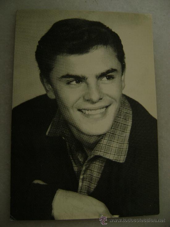 POSTAL JOHN SAXON.43493 (Cine - Fotos y Postales de Actores y Actrices)