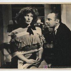 Cine: FOTOGRAFÍA (18X24,5). CATHERINE HEPBURN.. Lote 19565185