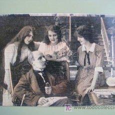 Cine: SUSANA GRANDAIS - LORENA - PUBLICIDAD CHOCOLATE AMATLLER. ECLIPSE FILMS, SERIE 6ª - Nº 6. Lote 213545853