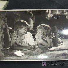Cine: UNA ESCENA DE LA PELICULA - JEUX INTERDITS - BRIGITTE FOSSEY ET GEORGES POUJOULY - . Lote 19805706