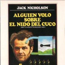 Cine: MER299 COL. MERCURI ALGUIEN VOLO SOBRE EL NIDO DEL CUCO 10X15 CM POSTAL A ELEGIR 13X10€ - 50X30€. Lote 101047068