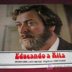 Kino - EDUCANDO A RITA - Michael Caine - AFICHE ORIGINAL CINE - 26300702