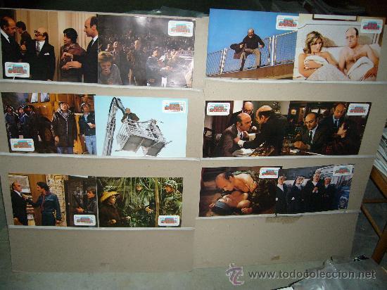 DESPIDO IMPROCEDENTE JUANJO MENENDEZ JESUS PUENTE JUEGO COMPLETO B2(1204) (Cine - Fotos, Fotocromos y Postales de Películas)