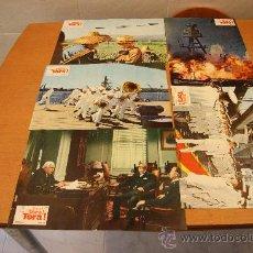 """Cine: 12 FOTOGRAMAS DE """"TORA TORA TORA! 1971. Lote 23022406"""