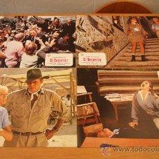 """Cine: 12 FOTOGRAMAS """"EL DESPERTAR"""" CHARTLON HESTON SUSANNA YORK 1980. Lote 23022509"""