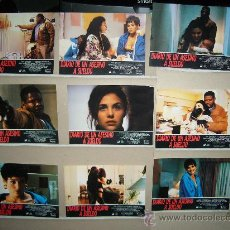 Cine: DIARIO DE UN ASESINO A SUELDO SHARON STONE SHERILYN FENN JUEGO COMPLETO. Lote 23193698