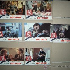 Kino - BEST SELLER JAMES WOOD 7 FOTOCROMOS ORIGINALES - 23217082